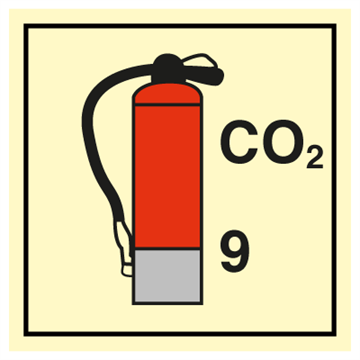 CO2 Extinguishers 9