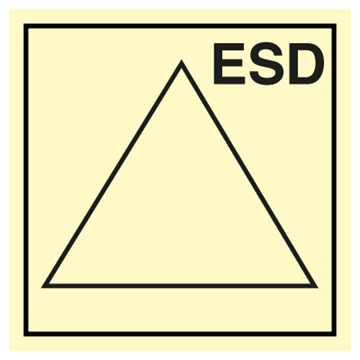 Emergency stop system ESD