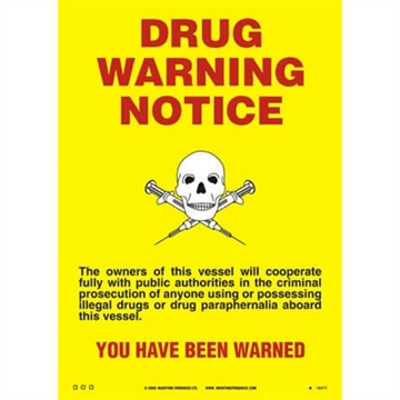 125.237 Drug Warning Notice A5