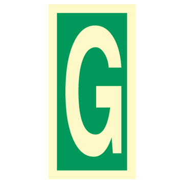 Character G - Direction Signs