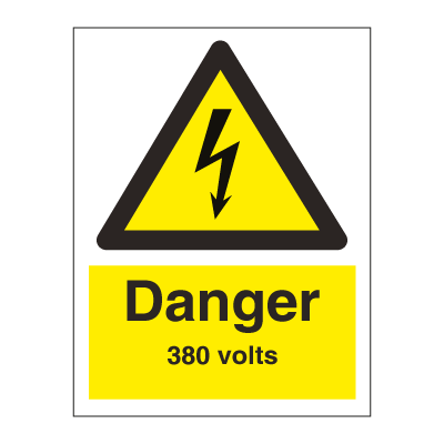 Electrical Hazard Signs  OSHA  ANSI Compliant Electrical