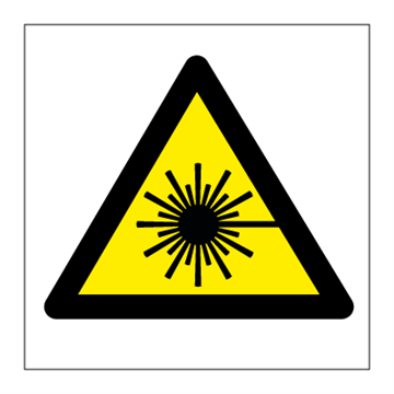 Laser - Hazard & Warning Signs