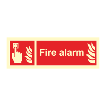 Fire alarm - Fire Signs