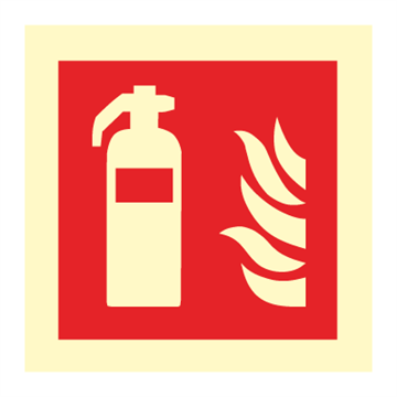 Fire extinguisher - Fire Signs
