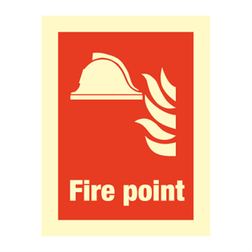 Fire point - Fire Signs