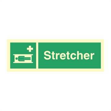 Stretcher - Direction Signs