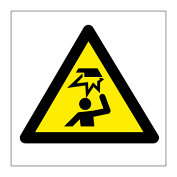 Mind your head - Hazard & Warning Signs